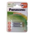 Μπαταρίες Επαναφορτιζόμενες Panasonic Infinium AAA 800mAh NiMH (2 τεμ.)