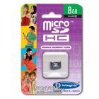 ΚΑΡΤΑ ΜΝΗΜΗΣ Micro SD Integral 8Gb