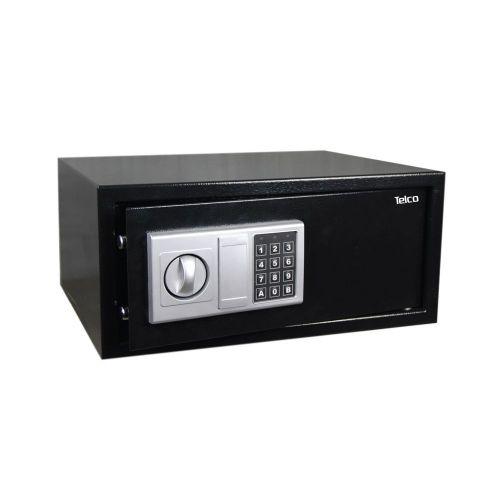 Χρηματοκιβώτιο ασφαλείας διαστάσεων 200 Χ 500 Χ 400 mm με δυνατότητα ενσωμάτωσης στον τοίχο με ηλεκτρονική κλειδαριά και μηχανικό κλειδί 2050ΕΝ