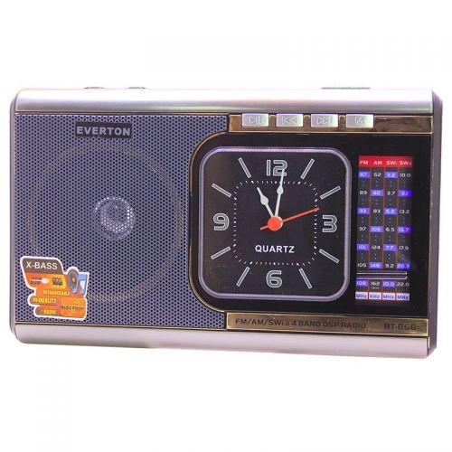 EVERTON VT-3091 USB-SD-FM-AUX-ΡΑΔΙΟΦΩΝΟ