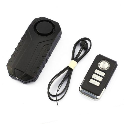Αυτόνομος Συναγερμός Με Αισθητήρα Δόνησης Και Τηλεχειριστήριο Bicycle/Electric tricycle/New energy car Vibration and Displacement Alarm
