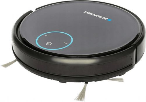 Blaupunkt RVC701 Σκούπα Ρομπότ Με Αισθητήρες, Χαρτογράφηση, Σκούπισμα, Σφουγγάρισμα, Αυτόματη Φόρτιση, LCD και Smart Λειτουργίες Απο το κινητό τηλέφωνο