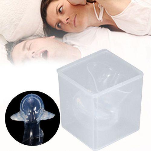 Έλεγχος Ροχαλητού και άπνιας Silicone Anti Snoring Tongue Retaining Device Snore Solution Sleep Breathing
