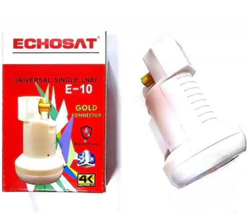 ECHOSAT UNIVERSAL SINGLE LNBF E-10