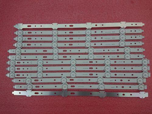SET 10 PCS LEDBAR SVS400A79_REV1.1 - 120712