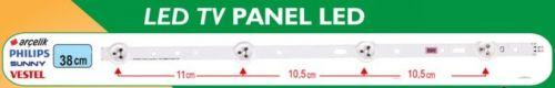 LED BAR ΓΙΑ LED TV LED BAR SVS400A79_4LED_D-TYPE_REV1.1