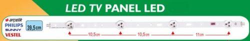 LED BAR ΓΙΑ LED TV LED BAR SVS400A79_4LED_B-TYPE_REV1.1