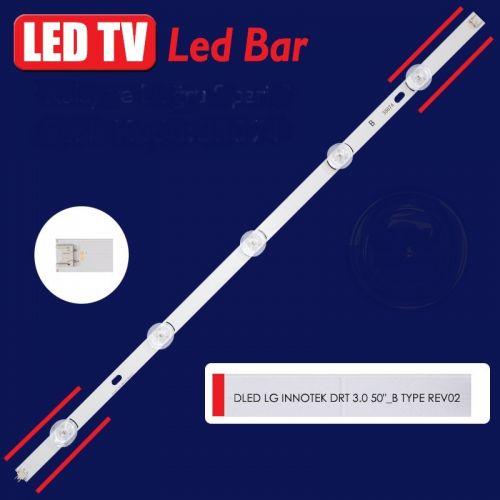LED BAR ΓΙΑ LG LED TV LG INNOTEK LED BAR DRT 3.0 49