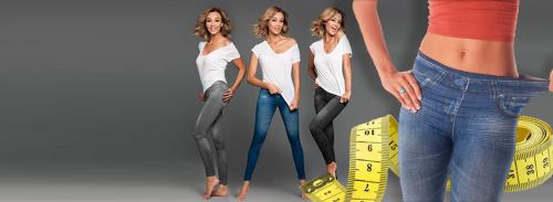 ΕΛΑΣΤΙΚΟ ΚΟΛΑΝ ΤΥΠΟΥ ΤΖΙΝ Slim n Lift Caresse Jeans Διάφορα χρώματα ... 71f5c7bf743