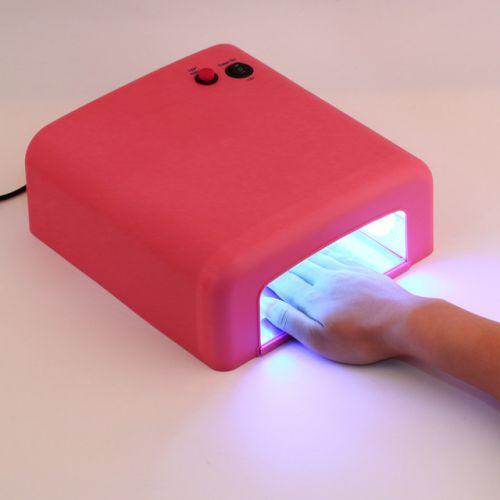 Φουρνάκι Νυχιών Στεγνωτήρας Βαφής Νυχιών NEW-818 UV - Multifunction 36w Nail UV Lamp 120 S 180 S Timer, Manicure Light