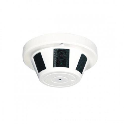 Ανιχνευτής καπνού CCTV Με Κάμερα SR-2160ASM CCTV Smoke Detector 1/4 420TVL Κάμερα DSP 12V 3.6mmlens