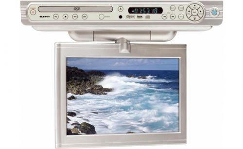 Ραδιόφωνο AM/FM SUNNY AT-150 MINI LCD TV ΟΡΟΦΗΣ ΜΕ DVD