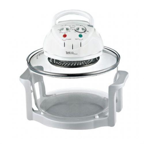 Ηλεκτρικό φουρνάκι 1400W Λευκό EL-815