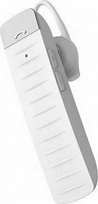 Bluetooth Headset EZRA B301 Λευκό