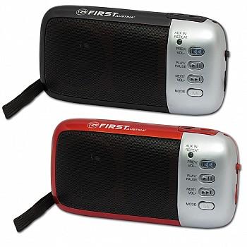 Ραδιόφωνο-MP3 player USB First Austria FA1925