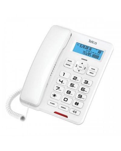 Σταθερό επιτραπέζιο τηλέφωνο με αναγνώριση κλήσης Telco GCE6259
