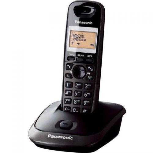 Ασύρματο Τηλέφωνο Panasonic KX-TG1611 Μαύρο τεχνολογίας DECT