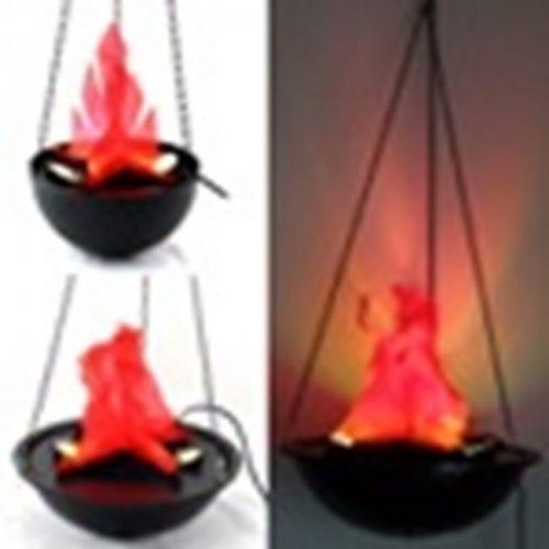 Φωτιστικό με εφέ φλόγας κρεμαστό