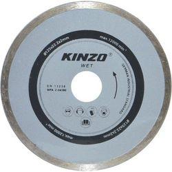 Διαμαντέ Δίσκος υγρής κοπής για κεραμικά πλακάκια, μάρμαρο και πορσελάνη KINZO 71766