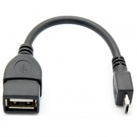 Micro USB OTG Host Adapter Cable