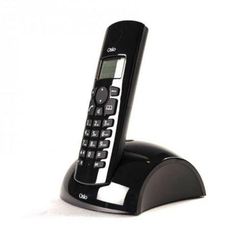 Ασύρματο τηλέφωνο Osio OSD-8610 Με ελληνικό μενού και οθόνη μικροκρυστάλλων
