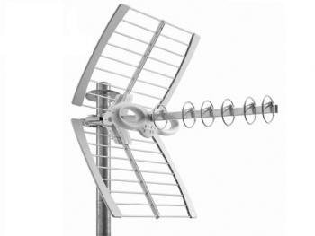 ΨΗΦΙΑΚΗ ΚΕΡΑΙΑ FRACARRO Sigma 6HD DVB-T Full HD + F Connector LTE