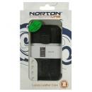 Θήκη Κάθετη Aniline Nokia N8 Μαύρο