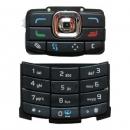 Πληκτρολόγιο Nokia N80 Μαύρο