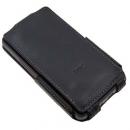 Θήκη Flip HTC PO S511 HD2 Μαύρο