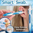 Ασφαλής Οτοκαθαριστής Μαλακής σιλικόνης χωρίς χημικά χωρίς τραυματισμούς - OEM Smart Earwax Removal Soft Spiral Ear Cleaner Multi functional Swab Easy AS TV - Καθαριστικό Αυτιών