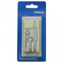 Hands Free Stereo Nokia WH-207 3.5mm Λευκό