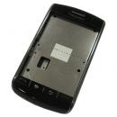 Γνήσια Πρόσοψη BlackBerry 9500 Storm Μαύρο με Πληκτρολόγιο