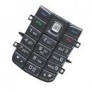 Πληκτρολόγιο Nokia 6020 Μαύρο