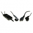 Hands Free Stereo Nokia HS-82 Micro USB Μαύρο (Ασυσκεύαστο)