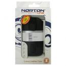 Θήκη Κάθετη Aniline Nokia C6-00 Μαύρο