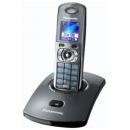 Σετ Ασύρματο Τηλέφωνο Panasonic KX-TG8301 Γκρι + Φακός Sunmol ML14B2