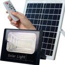 Solar light Ηλιακος Προβολέας 15W (150W) Με Τηλεχειριστήριο