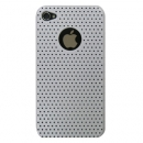 Faceplate Apple iPhone 4 Mesh Shell Λευκό