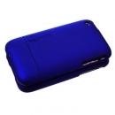 Θήκη Uunique Apple iPhone 3GS Touch Electric Μπλε & Θήκη Touch Matt Μαύρο