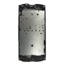 Γνήσιο Μεσαίο Πλαίσιο Sony Ericsson U5 Vivaz Μαύρο