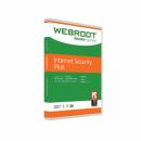 Webroot SecureAnywhere Antivirus για 3 Χρήστες / 1 Χρόνο License Only + 2 μήνες Δώρο - Συμβατότητα με όλες τις εκδόσεις Microsoft Windows & Apple macOS