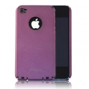 Θήκη Shield Apple iPhone 4 Original S-1 Μωβ/Blue Violet