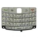Γνήσιο Πληκτρολόγιο BlackBerry 9700 Bold Λευκό (QWERTY)