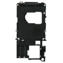 Γνήσιο Μεσαίο Πλαίσιο Sony Ericsson K800 Μαύρο