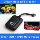 Νέου τύπου GPS Tracker μηχανής - αυτοκινήτου μίνι αντικλεπτικό με δυνατότητα Ελέγχου μέσω SMS