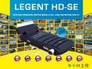 Νέος Επίγειος Ψηφιακός Δέκτης MPEG-4 Υψηλής Ευκρίνειας Τύπου Scart Legent HD-SE DVB-T2