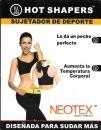 Μπουστάκι Εφίδρωσης Σύσφιξης και Αδυνατίσματος HOT SHAPERS NEOTEX (όλα τα μεγέθη)