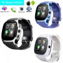 OEM new T8 Bluetooth Smart Watch Phone Mate SIM GSM Camera For iphone Android