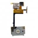 Γνήσιο Καλώδιο Πλακέ Sony Ericsson W580/S500 με Φαρδύ Κονέκτορα & Πλακέτα Πλήκτρων