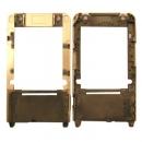 Γνήσιο Κάτω Μέρος Μηχανισμού Slider Sony Ericsson W910 Χρυσό